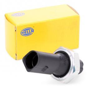 HELLA Öldruckschalter, Öldrucksensor und Öldruckventil 6ZL 008 280-051 für AUDI A6 2.4 136 PS kaufen