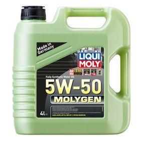 SAE-5W-50 Engine oil 2543 LIQUI MOLY order