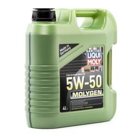 SAE-5W-50 Aceite de motor para coche LIQUI MOLY 2543 comprar