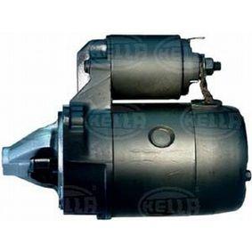 Motor de arranque - HELLA (8EA 730 231-001)