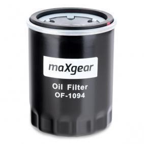 MAXGEAR 26-0030 Ölfilter OEM - 46544820 ALFA ROMEO, CHRYSLER, DODGE, FIAT, LANCIA, ALFAROME/FIAT/LANCI, HELLA, HAGEN BATTERIE, SONNENSCHEIN, GENERAL MOTORS, FSO, JEEP, TOPRAN, ABARTH günstig