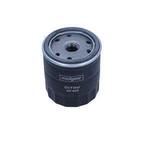 MAXGEAR OPEL ASTRA Filtro de aceite (26-0074)