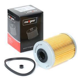 Astra H GTC (A04) MAXGEAR Filtro de combustible 26-0075
