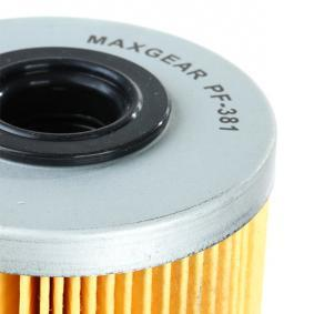 MAXGEAR OPEL ASTRA Filtro de combustible (26-0075)