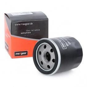TWINGO II (CN0_) MAXGEAR Motorölfilter 26-0101