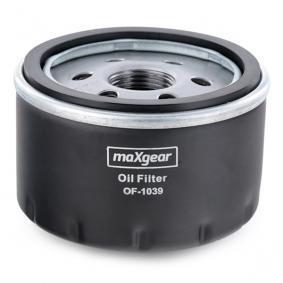 MAXGEAR Ölfilter 26-0102
