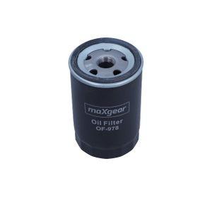 Oil Filter MAXGEAR Art.No - 26-0129 OEM: 034115561A for VW, AUDI, SKODA, SEAT, SMART buy