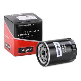 MICRA II (K11) MAXGEAR Φίλτρο λαδιού 26-0398