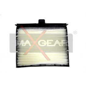 MAXGEAR Filtro de aire acondicionado 26-0467