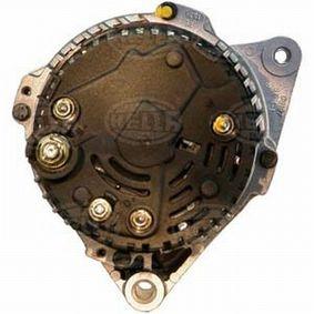 SAXO (S0, S1) HELLA Startergenerator 8EL 730 013-001