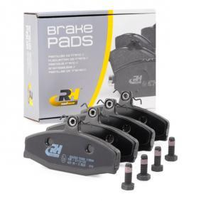8U0698151F pour VOLKSWAGEN, AUDI, SEAT, SKODA, Kit de plaquettes de frein, frein à disque ROADHOUSE (2620.20) Boutique en ligne