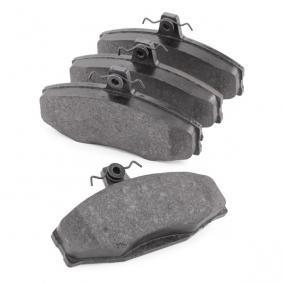 ROADHOUSE 2620.20 Kit de plaquettes de frein, frein à disque OEM - 8U0698151F AUDI, SEAT, SKODA, VW, VAG à bon prix