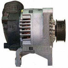 HELLA Generator 8EL 731 698-001 für AUDI 80 2.8 quattro 174 PS kaufen