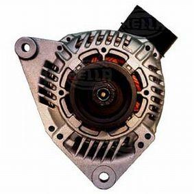 AUDI 80 2.8 quattro 174 PS ab Baujahr 09.1991 - Generator (8EL 731 698-001) HELLA Shop