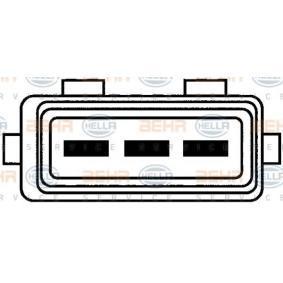 AUDI 80 1.8 GTE quattro (85Q) 110 PS ab Baujahr 03.1985 - Luftkühlung (8EW 009 144-381) HELLA Shop