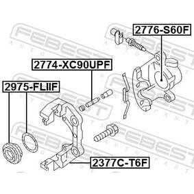FEBEST Kolben, Bremssattel 34116753660 für BMW bestellen