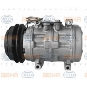HELLA Kompressor/Einzelteile 8FK 351 108-541 für AUDI COUPE 2.3 quattro 134 PS kaufen