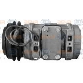 HELLA AUDI COUPE - Kompressor/Einzelteile (8FK 351 108-541) Test