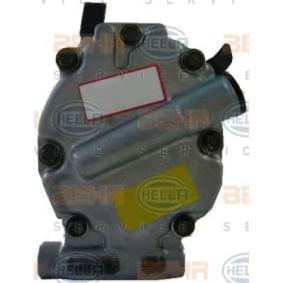 PANDA (169) HELLA Ac compressor 8FK 351 114-041