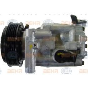 HELLA Air conditioner compressor 8FK 351 114-041