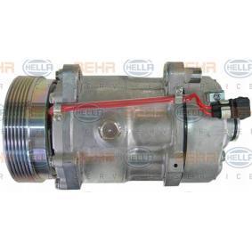 HELLA Kompressor Klimaanlage 8FK 351 127-331