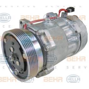 Klimakompressor 8FK 351 127-331 HELLA