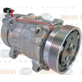 Golf IV Cabrio (1E) HELLA Kompressor Klimaanlage 8FK 351 127-331