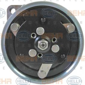 HELLA Klimakompressor 8FK 351 127-331