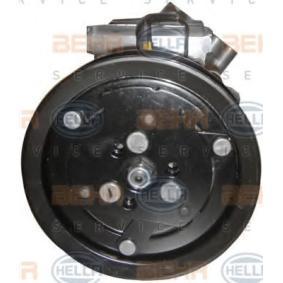 Klimakompressor 8FK 351 127-901 HELLA