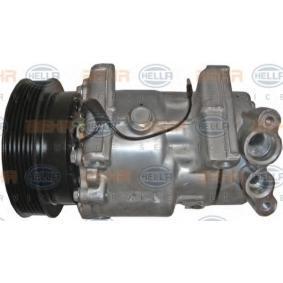 HELLA Klimakompressor 8FK 351 127-901