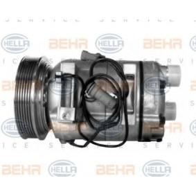 HELLA Kompressor/Einzelteile 8FK 351 133-021 für AUDI 80 2.8 quattro 174 PS kaufen