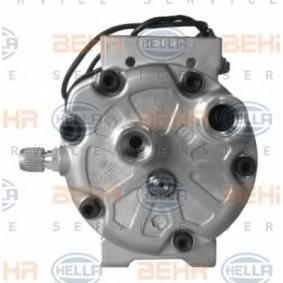 AUDI 80 (8C, B4) HELLA Klimakompressor 8FK 351 133-021 bestellen