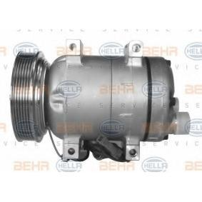 Klimakompressor Art. No: 8FK 351 133-021 hertseller HELLA für AUDI 80 billig