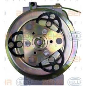 AUDI COUPE 2.3 quattro 134 PS ab Baujahr 05.1990 - Kompressor/Einzelteile (8FK 351 133-391) HELLA Shop