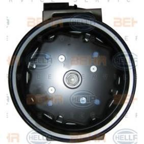 HELLA Compresor, aire acondicionado 8E0260805AH para VOLKSWAGEN, SEAT, AUDI, VOLVO, SKODA adquirir