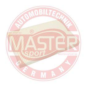 MASTER-SPORT Filter, Innenraumluft 46442422 für OPEL, FIAT, ALFA ROMEO, LANCIA, IVECO bestellen