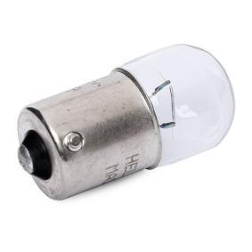 HELLA Gloeilamp, kentekenplaatverlichting (8GA 002 071-131) aan lage prijs