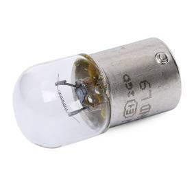 HELLA Крушка с нагреваема жичка, светлини на рег. номер 8GA 002 071-251