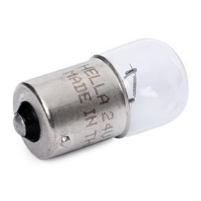 HELLA Крушка с нагреваема жичка, светлини на рег. номер (8GA 002 071-251) на ниска цена