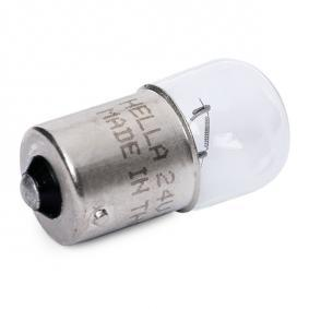 HELLA Bulb, licence plate light (8GA 002 071-251) at low price