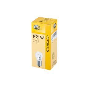 HELLA Blinkleuchten Glühlampe 8GA 002 073-121 für VW PASSAT 1.9 TDI 130 PS kaufen