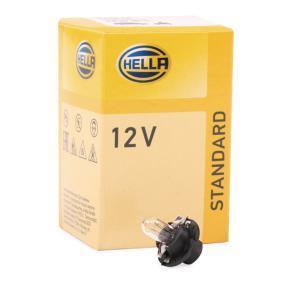 HELLA Bombillas cuadro de instrumentos 8GA 007 997-121