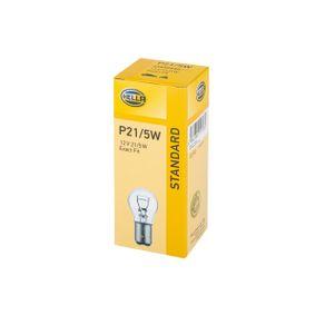 Golf V Хечбек (1K1) HELLA Крушка за стоп светлини 8GD 002 078-121