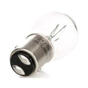 Stop light bulb 8GD 002 078-121 HELLA
