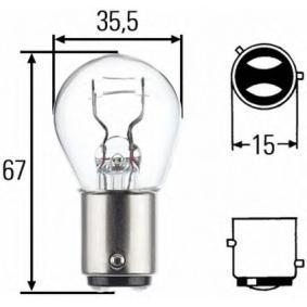 Glühlampe, Brems- / Schlusslicht 8GD 004 772-151 Online Shop