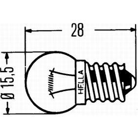 Крушка с нагреваема жичка, мигачи 8GP 002 096-061 онлайн магазин