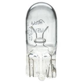 Number plate light bulb 8GP 003 594-261 HELLA