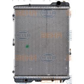 HELLA Wasserkühler und Kühlerdeckel 8MK 376 711-281 für AUDI 90 2.2 E quattro 136 PS kaufen