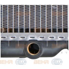 Wasserkühler und Kühlerdeckel Art. No: 8MK 376 711-281 hertseller HELLA für AUDI 90 billig