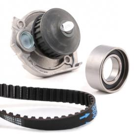 METELLI Water pump + timing belt kit (30-0739-1)